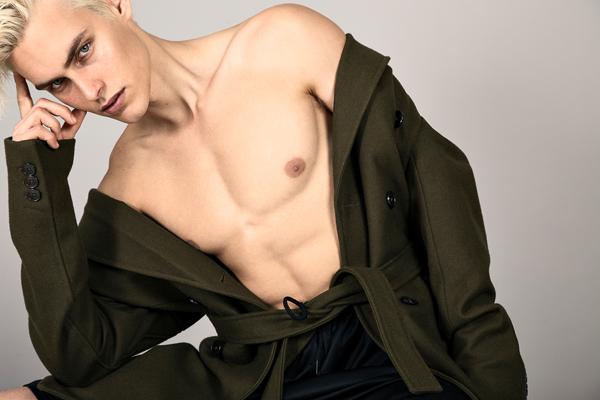 Otto by Lucio Aru & Franco Erre Otto by Lucio Aru & Franco Erre Vanity Teen 虚荣青年 Menswear & new faces magazine
