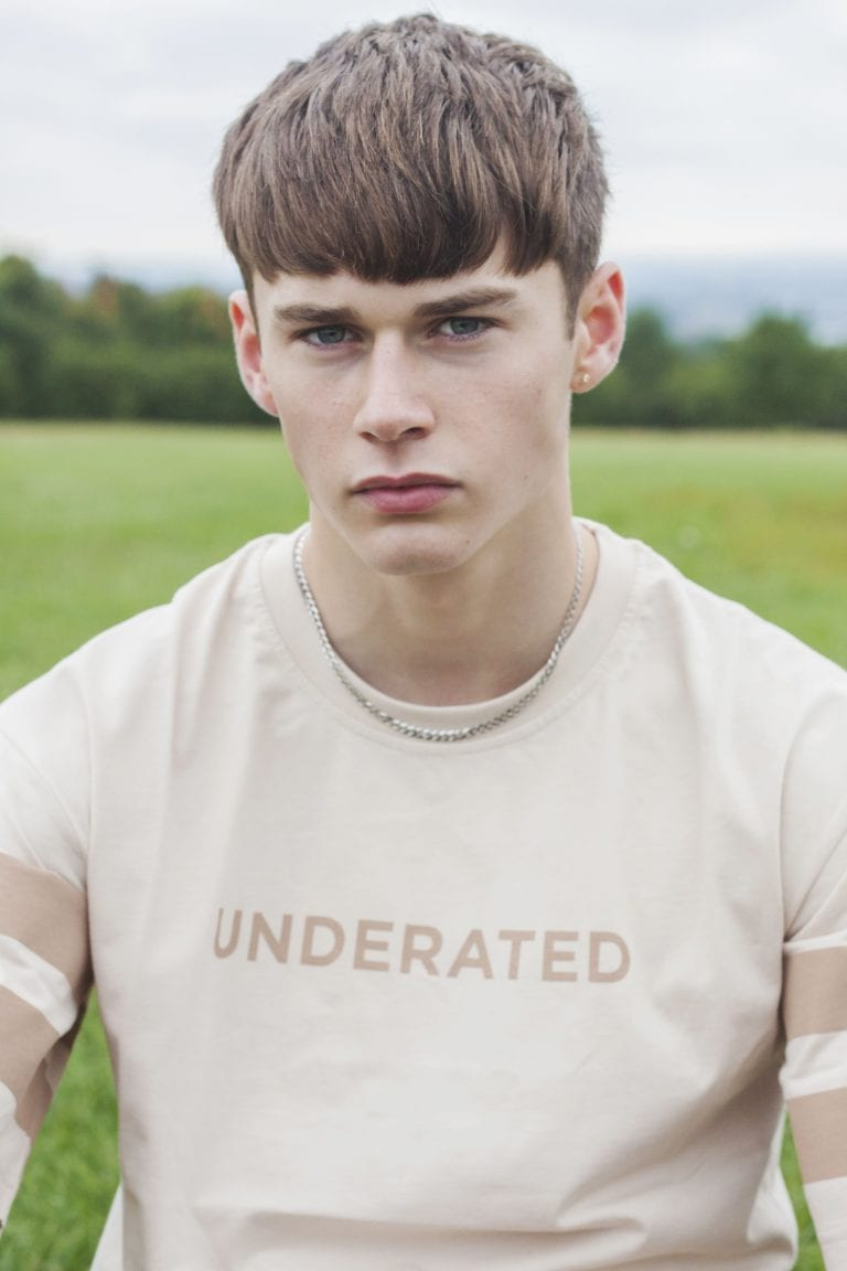 NEW FACES Tom Gill by Kathryn Younger