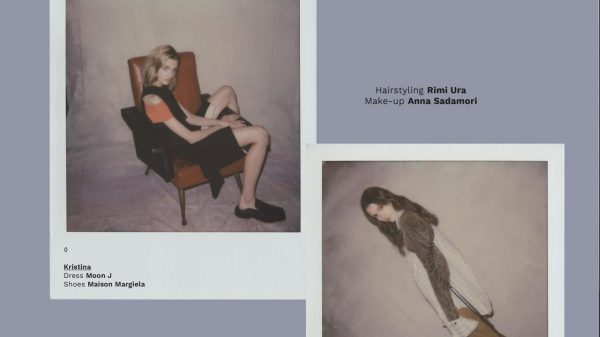 VT Girl 2: Polaroids by Yuji Watanabe VT Girl 2: Polaroids by Yuji Watanabe Vanity Teen 虚荣青年 Menswear & new faces magazine