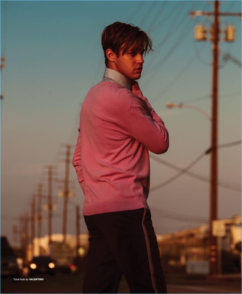 Cameron Dallas by Austin Hargrave Cameron Dallas by Austin Hargrave Vanity Teen 虚荣青年 Menswear & new faces magazine
