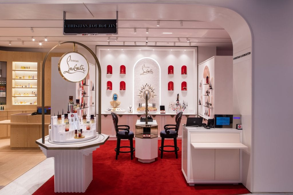 nouveaux styles 120c5 37e79 Discover The New Christian Louboutin Beauty at Printemps ...