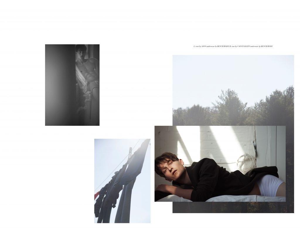 Dimitry Brylev in BENCHBody by Brent Chua Dimitry Brylev in BENCHBody by Brent Chua Vanity Teen 虚荣青年 Menswear & new faces magazine