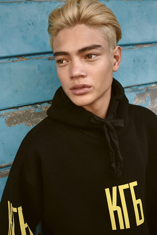Geron by Hui-Yu Geron by Hui-Yu Vanity Teen Menswear & new faces magazine
