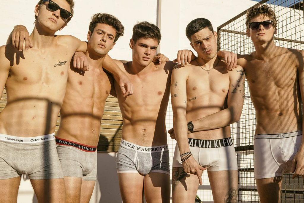 New Kids On The Rooftop by Diego Roldan New Kids On The Rooftop by Diego Roldan Vanity Teen Menswear & new faces magazine