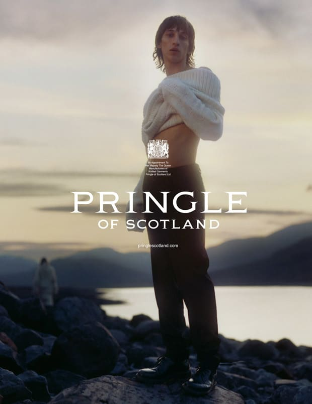 Pringle of Scotland F/W 2017