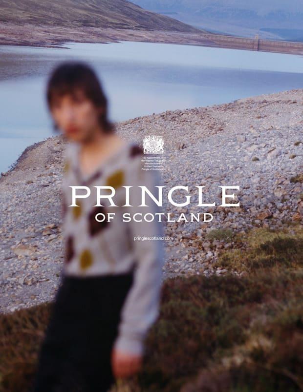 Pringle of Scotland F/W 2017 Pringle of Scotland F/W 2017 Vanity Teen 虚荣青年 Menswear & new faces magazine
