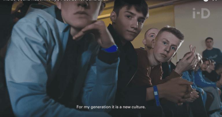 i-D Delves Into Gosha Rubchinskiy's Influence On Post-Soviet Youth