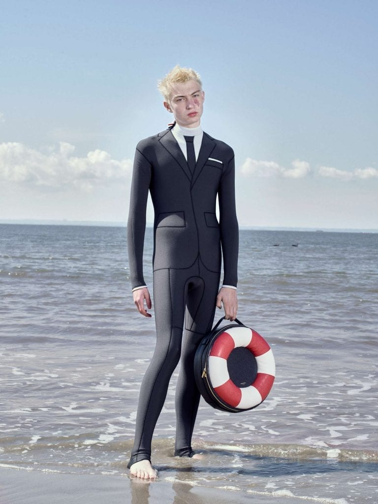 Thom Browne Watersuits Dive Into Document Journal's Surf League