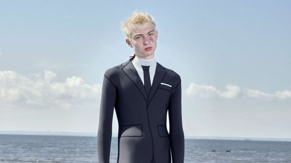 Thom Browne Watersuits Dive Into Document Journal's Surf League Thom Browne Watersuits Dive Into Document Journal's Surf League Vanity Teen 虚荣青年 Menswear & new faces magazine