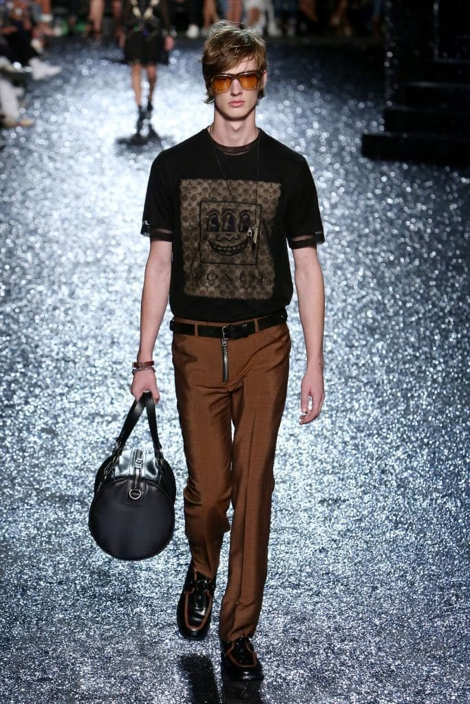Coach 1941 S/S 2018  Coach 1941 S/S 2018 Vanity Teen Menswear & new faces magazine