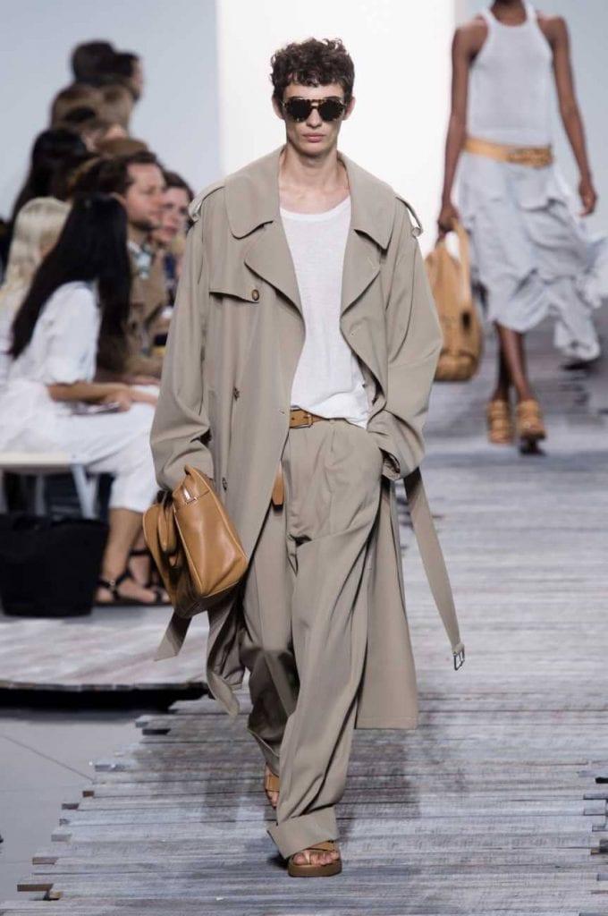 Michael Kors S/S 2018  Michael Kors S/S 2018 Vanity Teen Menswear & new faces magazine