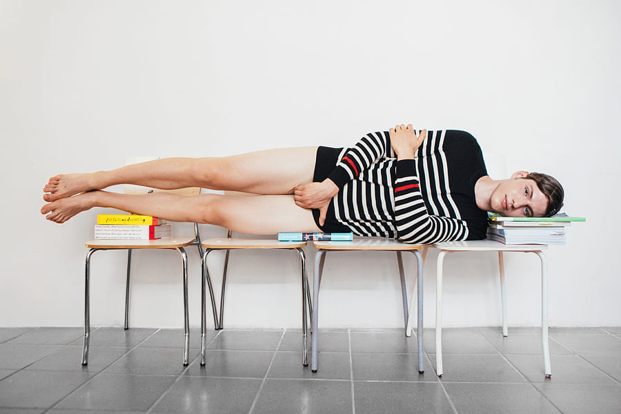 Michele Pezzoni by Ira Giorgetti  Michele Pezzoni by Ira Giorgetti Vanity Teen Menswear & new faces magazine