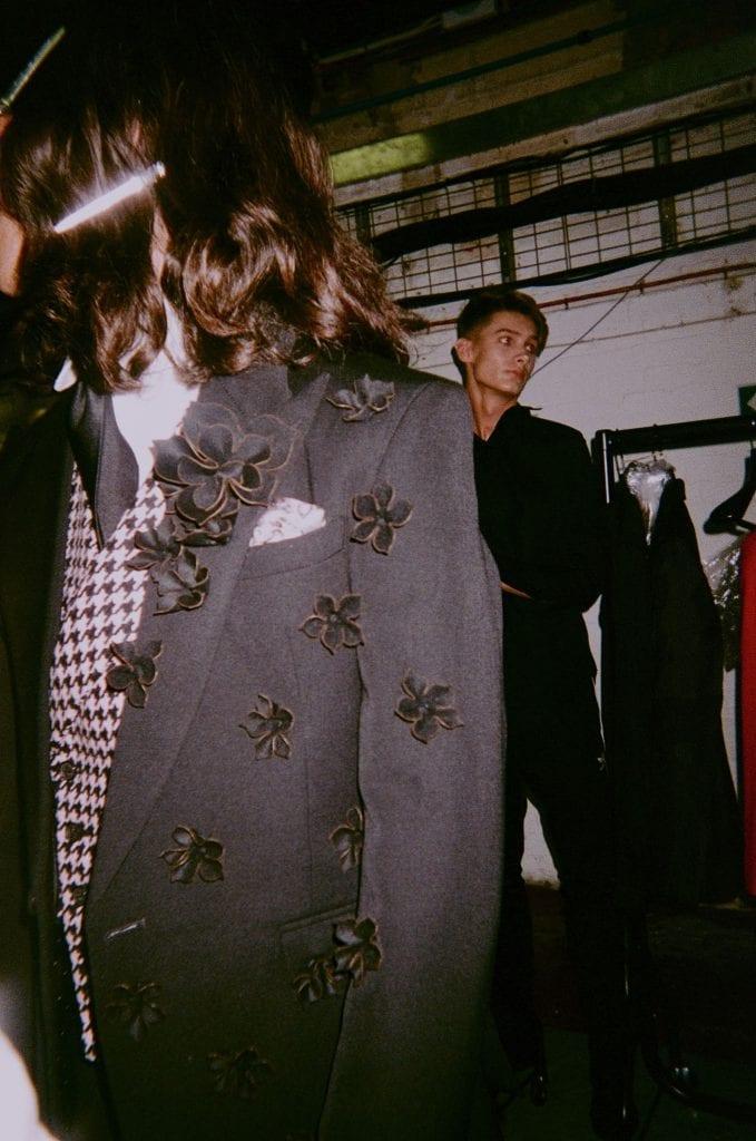Models Behind The Scene: Joshua Kane S/S 2018 Show Models Behind The Scene: Joshua Kane S/S 2018 Show Vanity Teen 虚荣青年 Menswear & new faces magazine