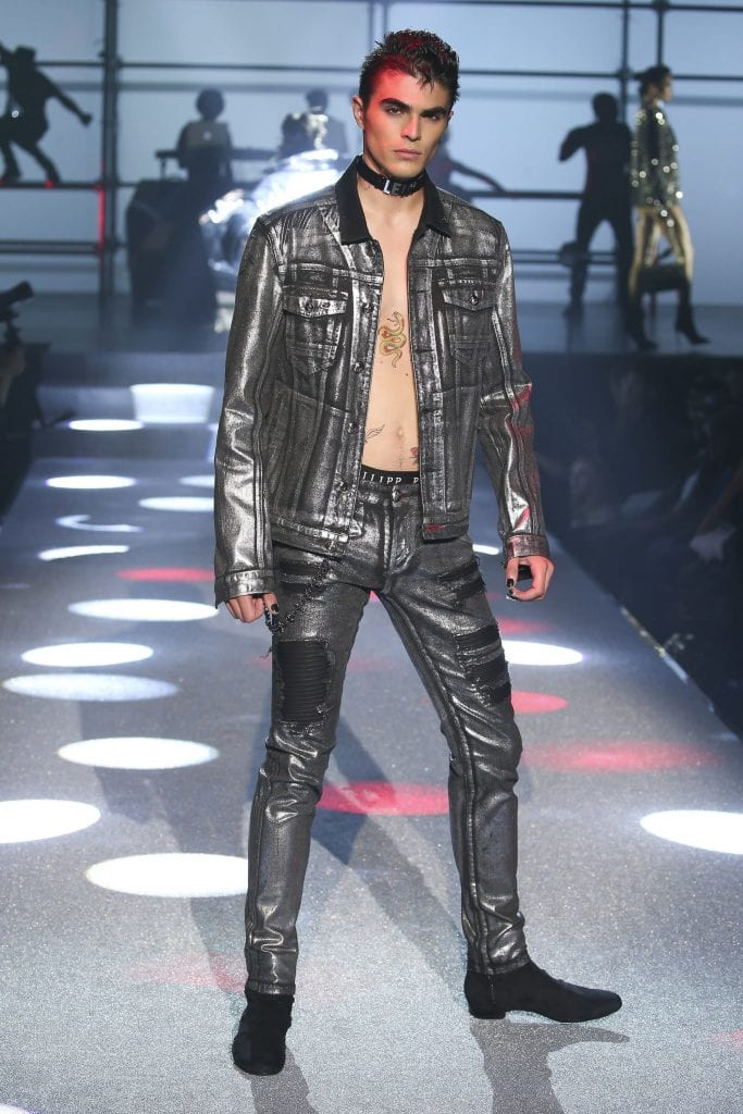 Philipp Plein S/S 2018  Philipp Plein S/S 2018 Vanity Teen Menswear & new faces magazine