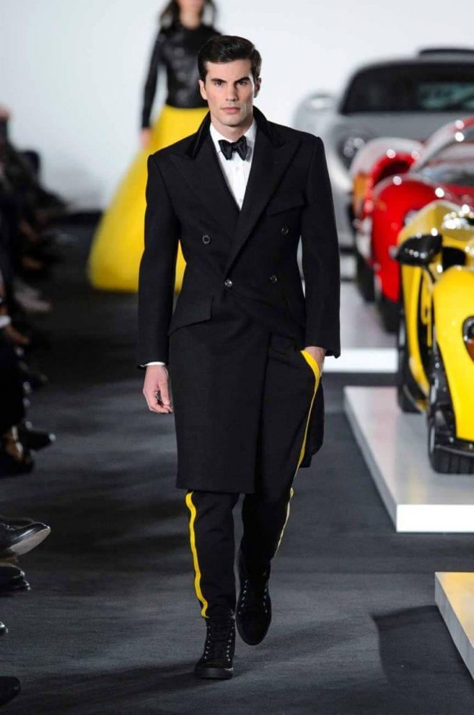 Ralph Lauren F/W 2017 Ralph Lauren F/W 2017 Vanity Teen 虚荣青年 Menswear & new faces magazine