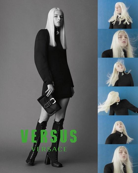 Versus Versace F/W 2017: The New #SubVersus Community  Versus Versace F/W 2017: The New #SubVersus Community Vanity Teen Menswear & new faces magazine