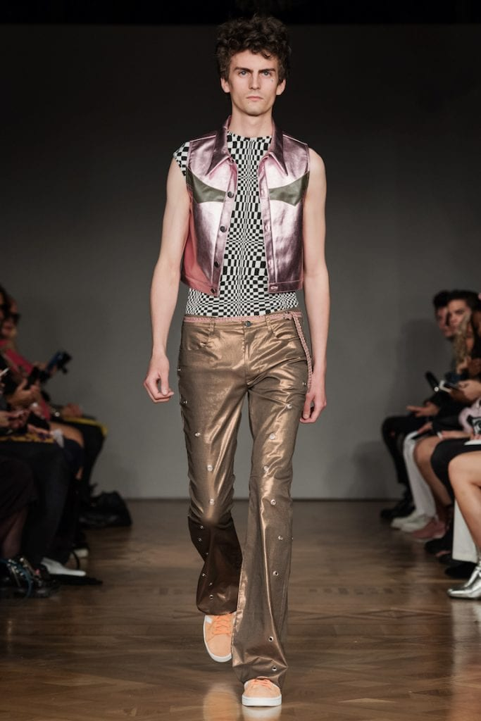 Lazoschmidl Spring-Summer 2018 - Stockholm Fashion Week Lazoschmidl Spring-Summer 2018 - Stockholm Fashion Week Vanity Teen Menswear & new faces magazine