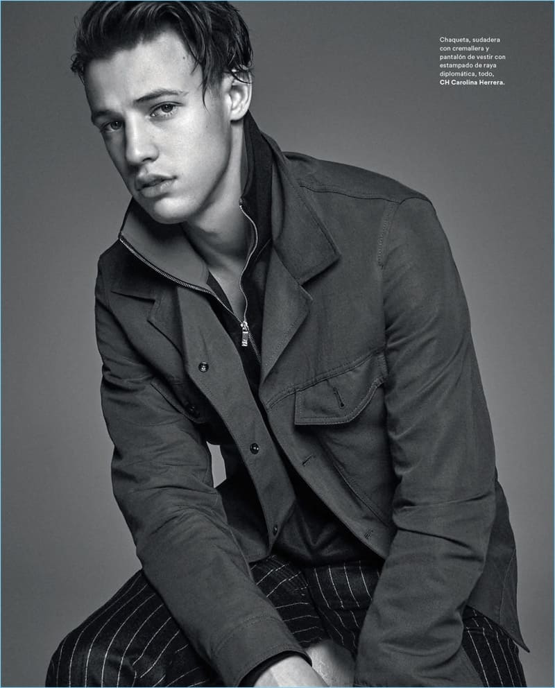 An American In Paris Dallas >> Cameron Dallas by Michael Schwartz — Vanity Teen
