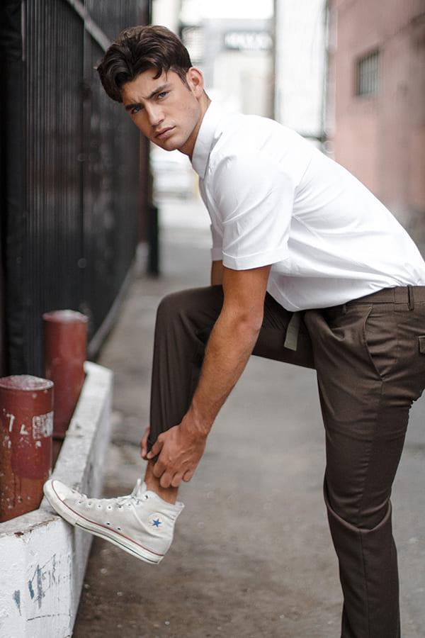 Jacob Atwood by Lester Villarama  Jacob Atwood by Lester Villarama Vanity Teen Menswear & new faces magazine