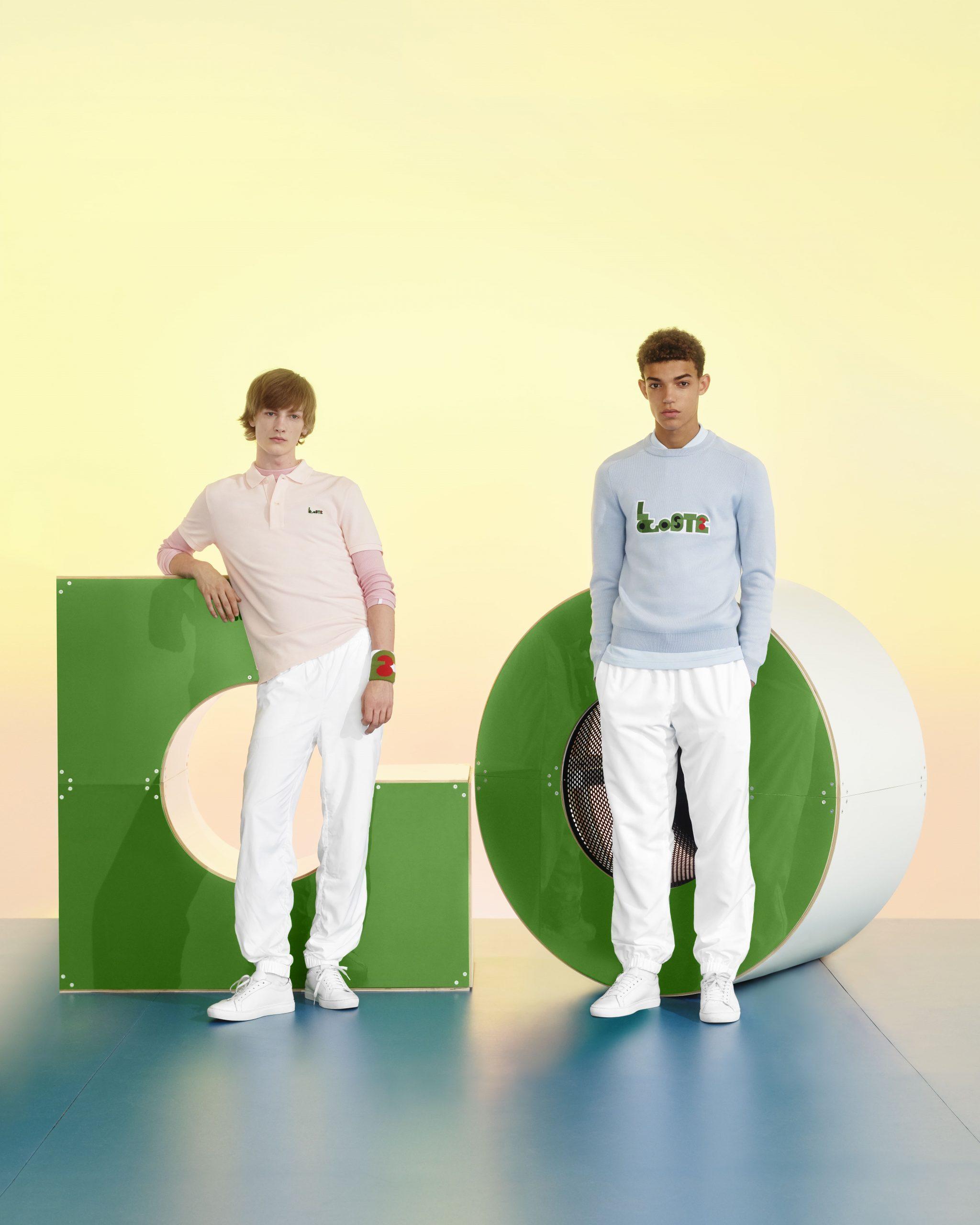 Lacoste X M/M (Paris): The Iconic Logo Revisited Lacoste X M/M (Paris): The Iconic Logo Revisited Vanity Teen 虚荣青年 Menswear & new faces magazine
