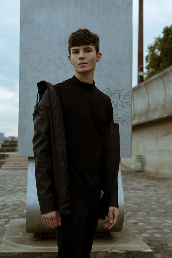 Tristan by Lepka and Matenska  Tristan by Lepka and Matenska Vanity Teen Menswear & new faces magazine