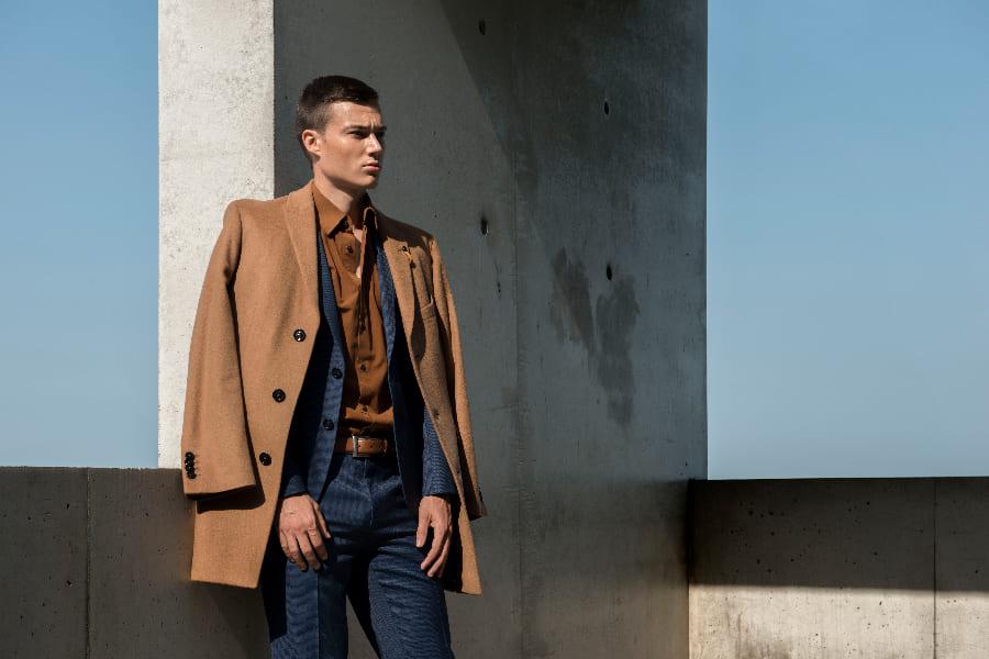 NEW FACES Yann Bauer by Jürgen Lenhardt NEW FACES Yann Bauer by Jürgen Lenhardt Vanity Teen 虚荣青年 Menswear & new faces magazine