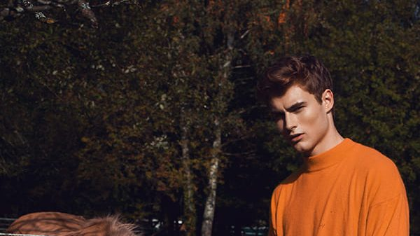 Linus by Sascha Engel  Linus by Sascha Engel Vanity Teen Menswear & new faces magazine
