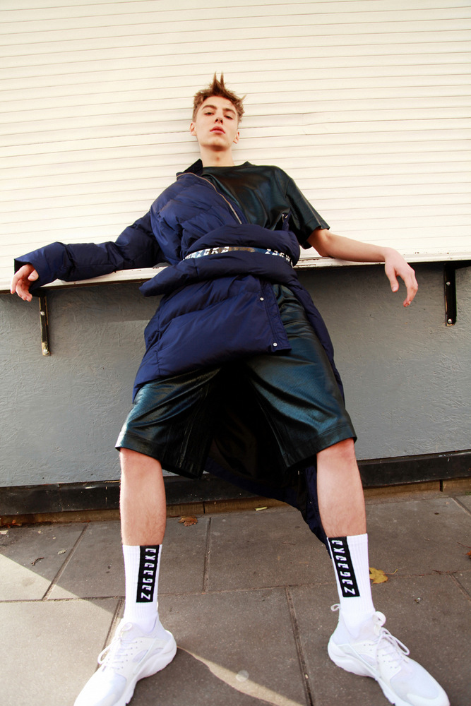 Michael Kolkowski by Krzysztof Wyzynski Michael Kolkowski by Krzysztof Wyzynski Vanity Teen 虚荣青年 Menswear & new faces magazine