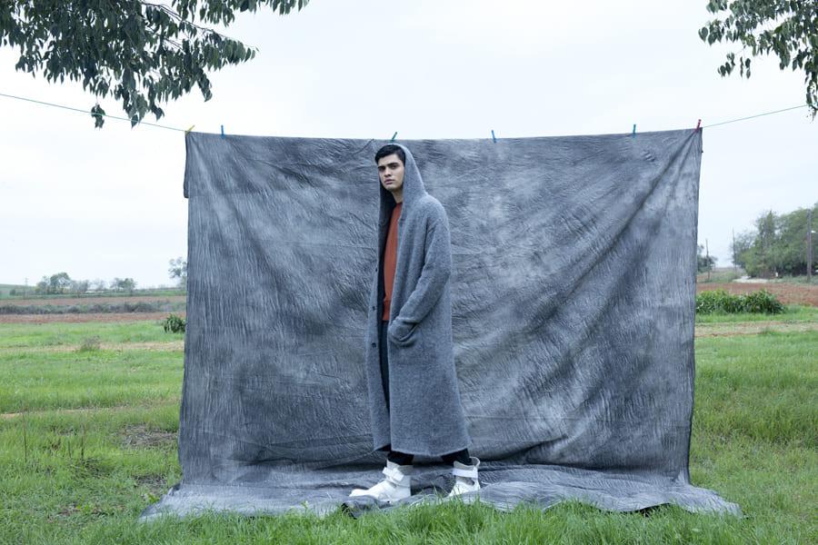 Sunset Wool by David Garcia Sunset Wool by David Garcia Vanity Teen 虚荣青年 Menswear & new faces magazine
