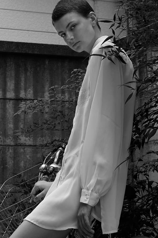 Zofia Wróbelby Hubert Majka Zofia Wróbelby Hubert Majka Vanity Teen 虚荣青年 Menswear & new faces magazine
