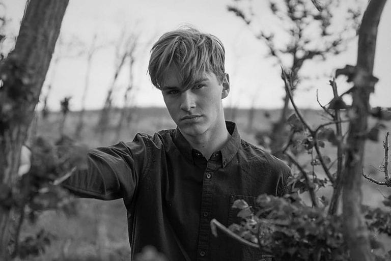 Alex Hanson by Lucas Jolley