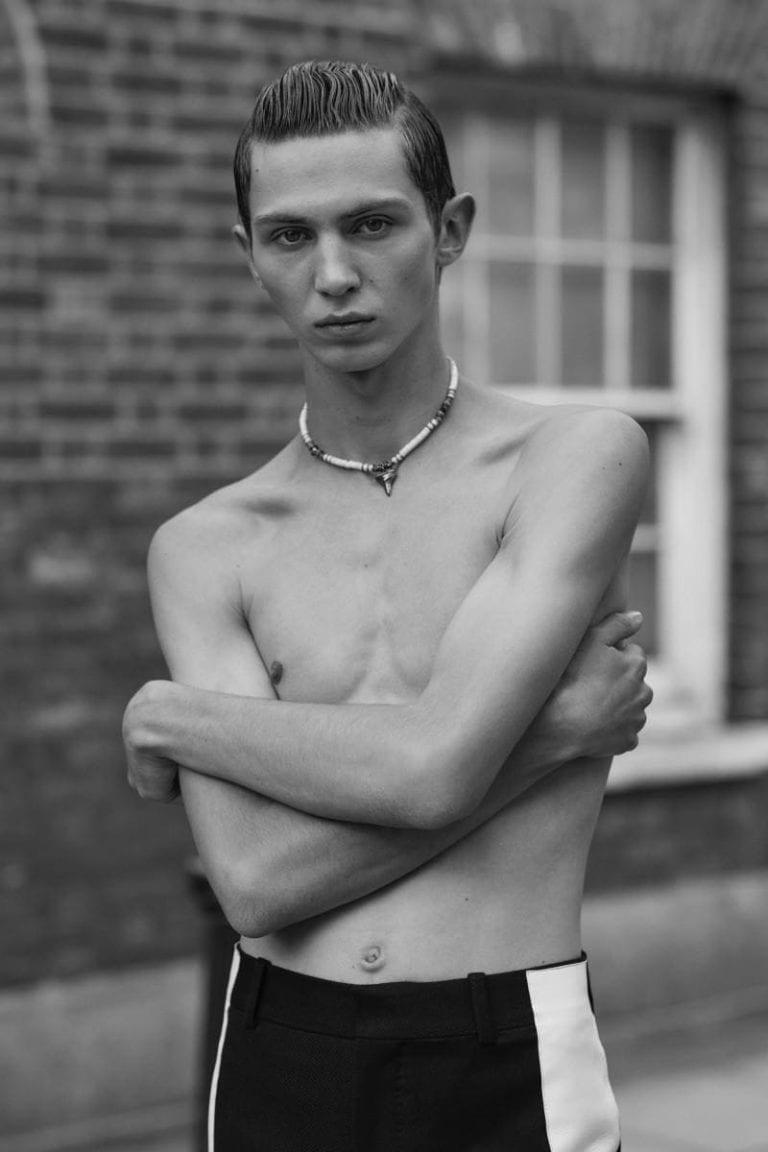 Alexander McQueen S/S 18 Men's