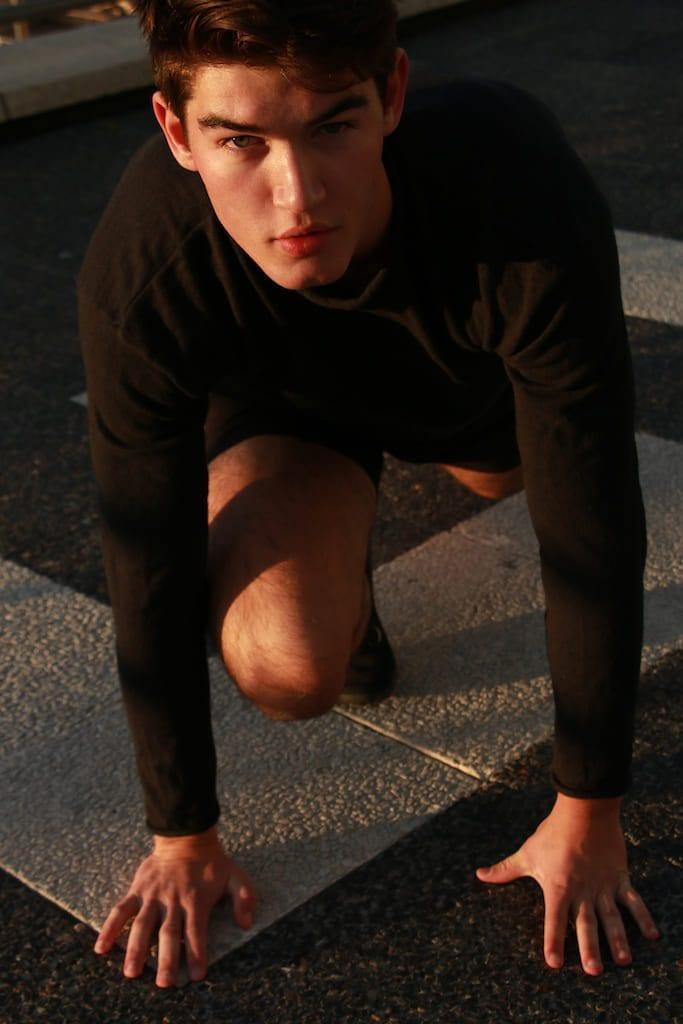 NEW FACES Linus Zeilfelder by Gui Costa NEW FACES Linus Zeilfelder by Gui Costa Vanity Teen 虚荣青年 Menswear & new faces magazine