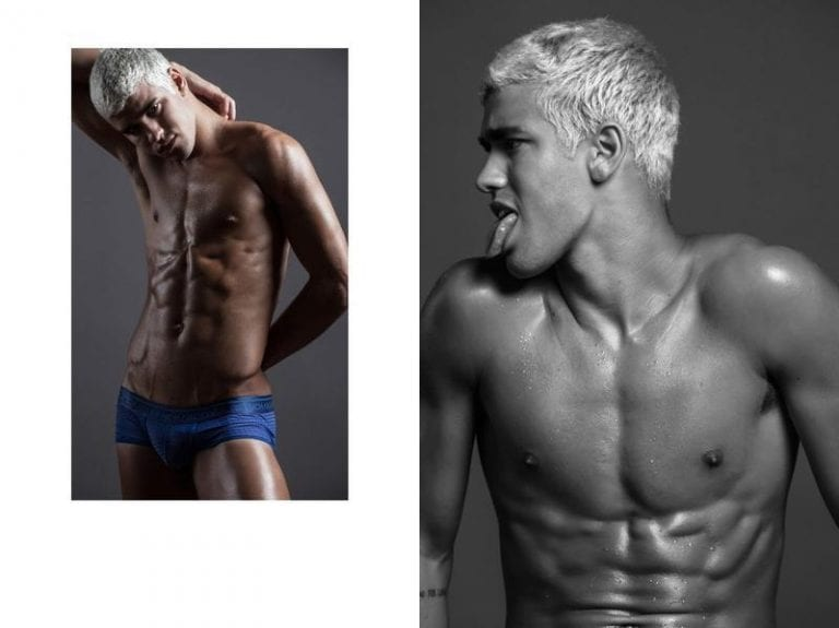 Pietro Baltazar by Brent Chua x Bench Body