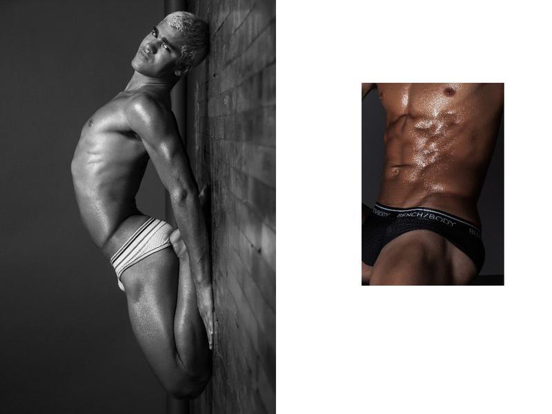Pietro Baltazar by Brent Chua x Bench Body Pietro Baltazar by Brent Chua x Bench Body Vanity Teen 虚荣青年 Menswear & new faces magazine