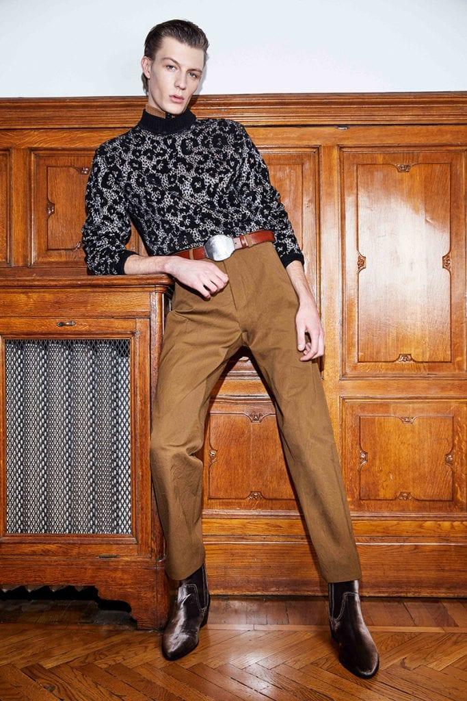 Roberto Cavalli Pre-Fall 2018  Roberto Cavalli Pre-Fall 2018 Vanity Teen Menswear & new faces magazine