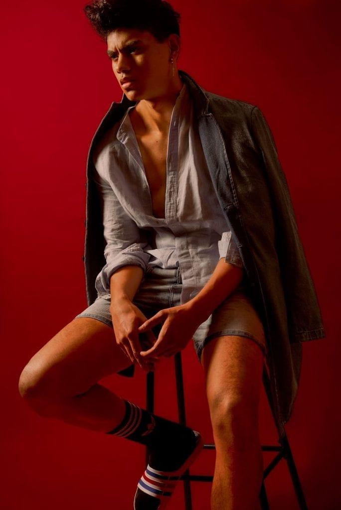Alexander Arana by Tino Vargas Alexander Arana by Tino Vargas Vanity Teen 虚荣青年 Menswear & new faces magazine