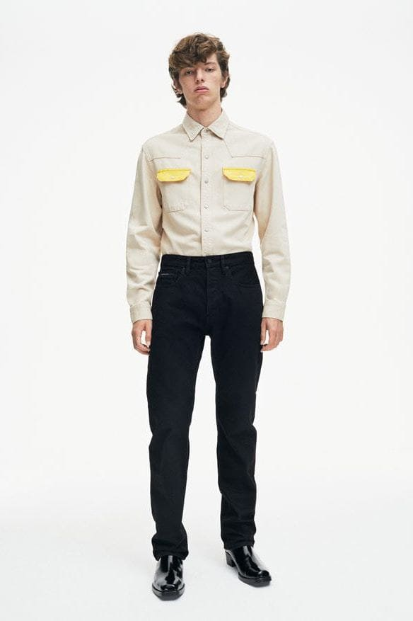 Calvin Klein Jeans SS 2018  Calvin Klein Jeans SS 2018 Vanity Teen Menswear & new faces magazine