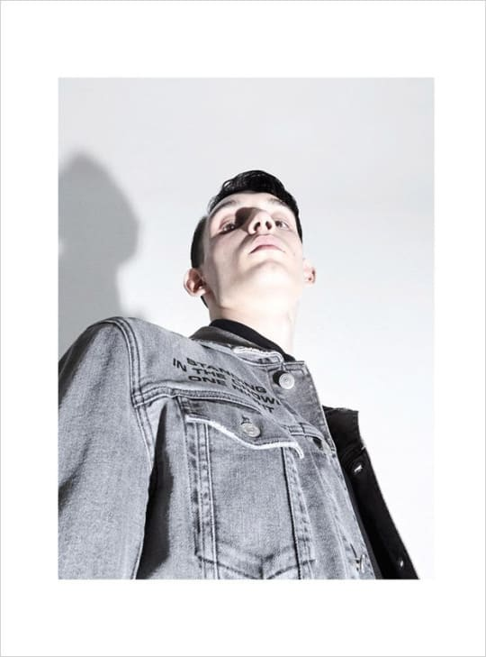 Dior Homme Denim S/S 2018 Dior Homme Denim S/S 2018 Vanity Teen Menswear & new faces magazine