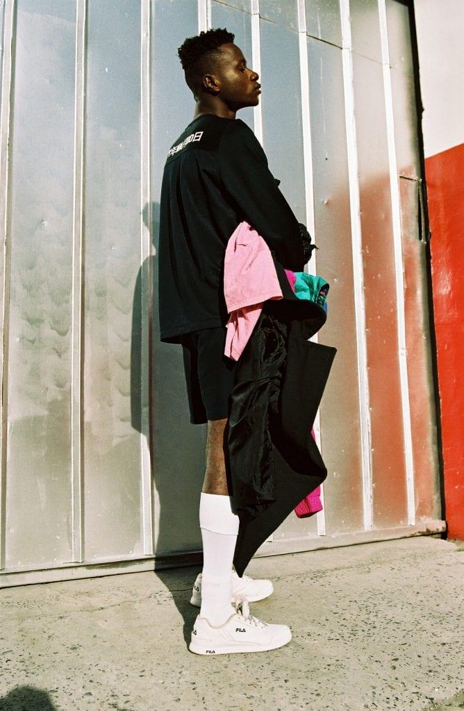 Oh Stranger by Sam Heuermann Oh Stranger by Sam Heuermann Vanity Teen 虚荣青年 Menswear & new faces magazine