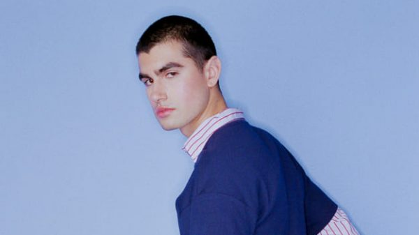 Nothing Blue by AJuan Song Nothing Blue by AJuan Song Vanity Teen 虚荣青年 Menswear & new faces magazine
