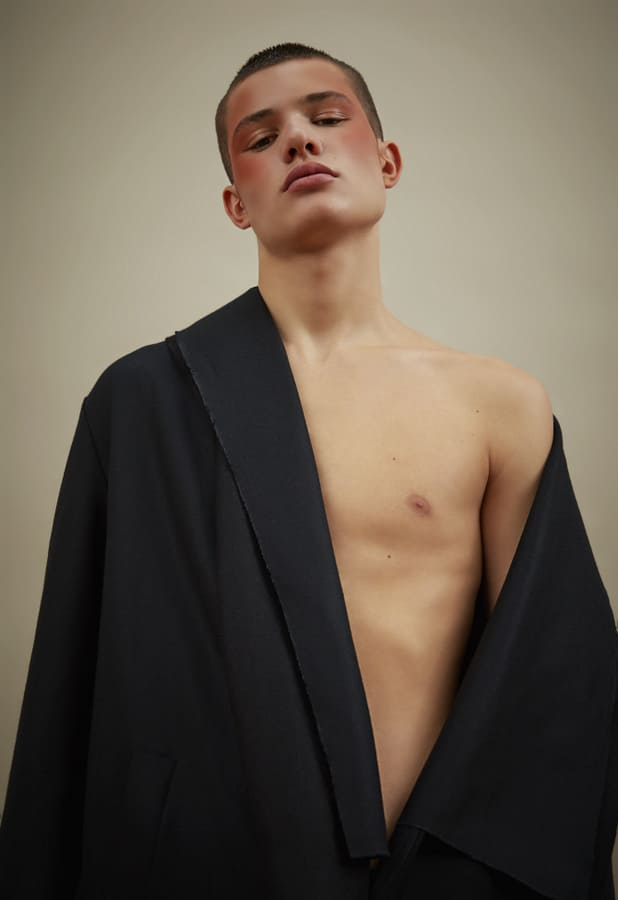 Janusz Kuhlmann by Rama Lee  Janusz Kuhlmann by Rama Lee Vanity Teen Menswear & new faces magazine