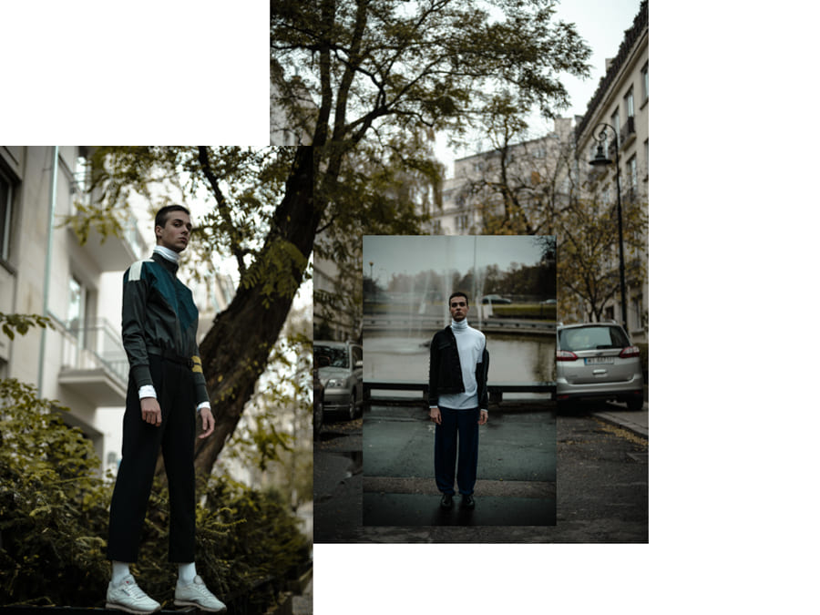 Miłosz Kajko by Marek Sławiński Miłosz Kajko by Marek Sławiński Vanity Teen 虚荣青年 Menswear & new faces magazine