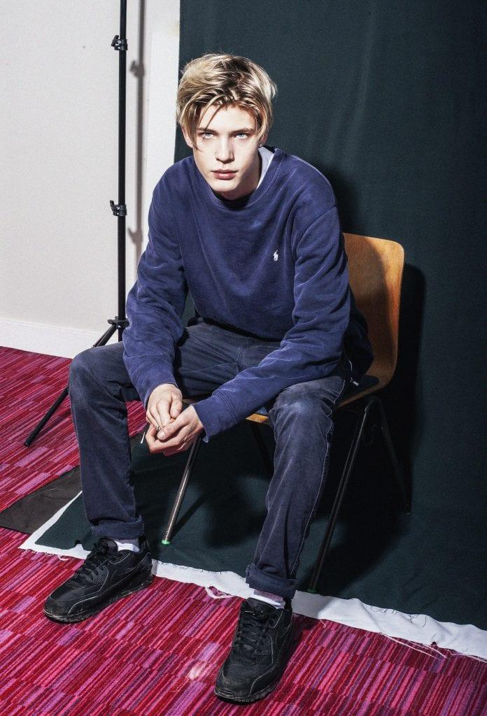 VT RAW: Rupert Burton (PRM Agency)  VT RAW: Rupert Burton (PRM Agency) Vanity Teen Menswear & new faces magazine