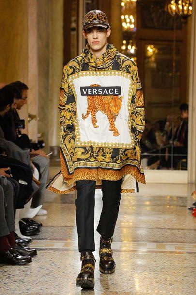 Versace F/W 2018