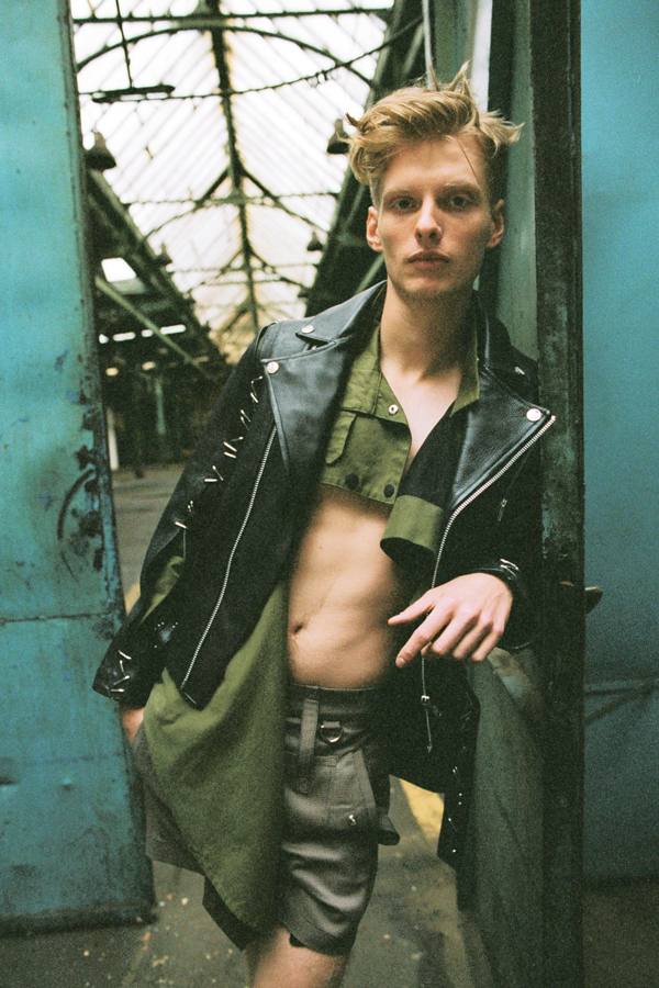 The Out-Skirts: Iwan Zalewski by Zuzanna Zuonly