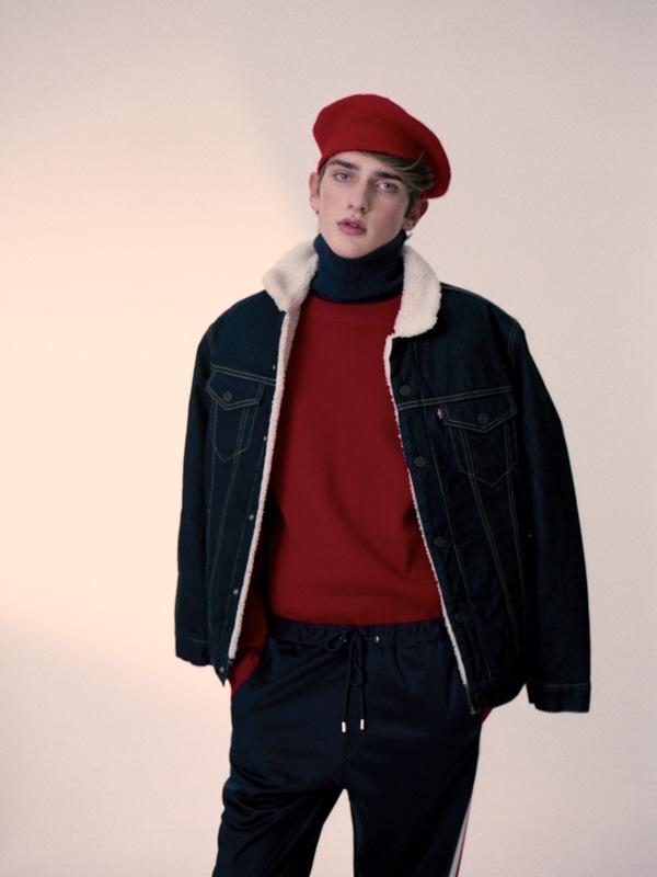 Hi Stranger: Karlo Svonja by Miguel Murgas Hi Stranger: Karlo Svonja by Miguel Murgas Vanity Teen 虚荣青年 Menswear & new faces magazine