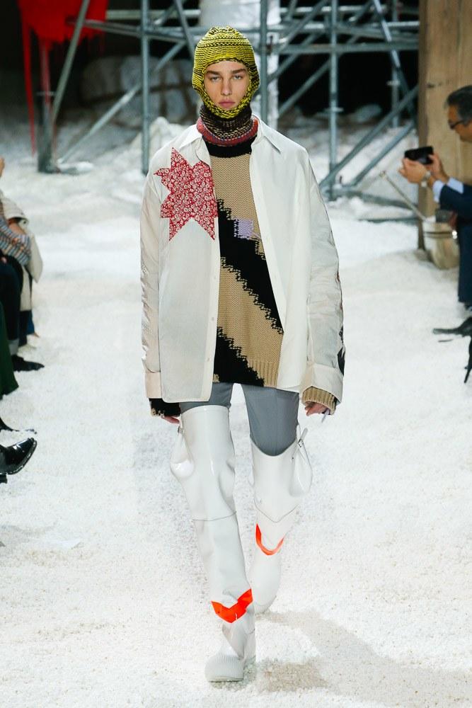 Calvin Klein F/W 2018.19