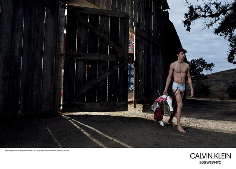Calvin Klein 205W39NYC S/S 2018