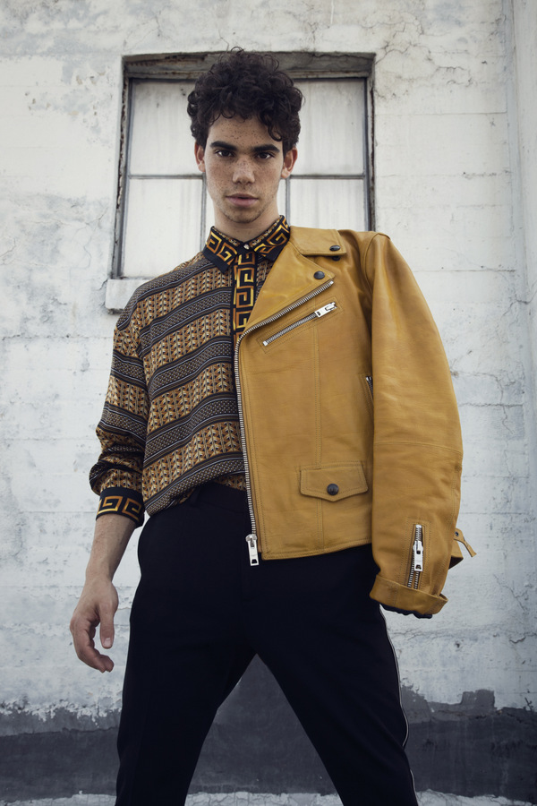 Cameron Boyce by Edwin Oretga for Vanity Teen FW 2017